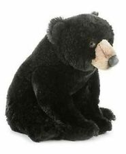 "12"" Blackstone Black Bear Plush Stuffed Animal Toy - New"