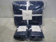 New listing Pottery Barn Teen Ryder Rugged Quilt Set, Twin, Classic Navy
