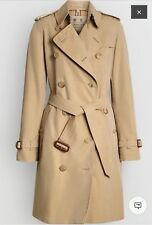 Burberry Womens Kensington Brand New Trench Coat