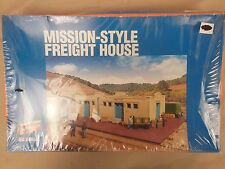 Ho Scale Walthers Mission-Style Freight House Structure Kit