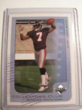 Michael Vick 2002 Upper Deck Collectors Club Card Falcons #NFL FOOTBALL #15