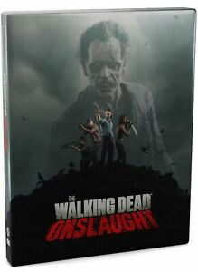 The Walking Dead Onslaught Survivors Collection Steelbook Version (PS4) NEW