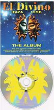 Ibiza 1998 – El Divino / The Album   2 CDs 1998