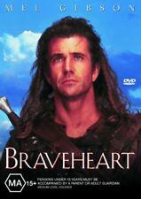 Braveheart (DVD, 2004) Mel Gibson.