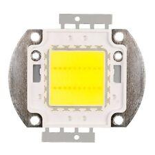 20 Watt HighPower LED Chip WEIß 1800lm 30-35V 700mA Hochleistungs white 20W
