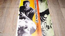 caltiki LE MONSTRE IMMORTEL ! scenario dossier presse cinema epouvante 1959