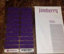 JAMBERRY Nail Wraps ~ THE ICON ~ Retired FULL Sheet ~