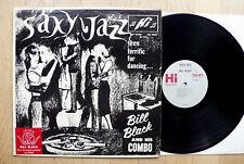 LP Bill Black's Combo-Saxy Jazz-US HI
