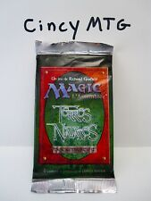 French Homelands booster pack sealed MTG Magic the Gathering