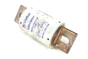 USED LITTELFUSE L70S-300A FUSE L70S300A