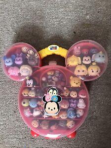 tsum tsum mickey mouse case including 56 various tsum tsums