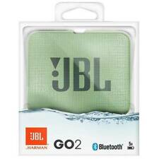 CASSA PORTATILE RICARICABILE SPEAKER BLUETOOTH JBL GO2 MENTA WATERPROOF