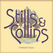 Stephen Stills & Judy Collins - Everybody Knows CD Folk Duet