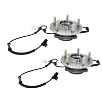 2 Front Pair Wheel Hub Bearing Assembly fits Chrysler Town & Country 2008-2012