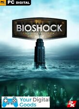 Bioshock The Collection  1 2 3 Infinite PC Includes All DLC (NEW STEAM KEY)