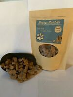 Motleys Munchies All Natural Soft Pork and Apple Dog Treats Made in the USA