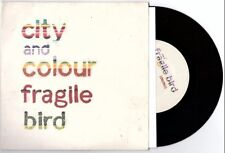 "City and Colour ""Fragile Bird"" 7"" OOP NM Alexis On Fire Tegan & Sara"