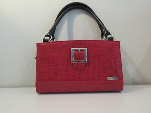 Miche Bag Classic Shell - Cori Red - Crocodile Pattern