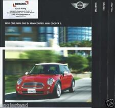 Auto Brochure - Mini - One D Cooper S - c2005 - GERMAN language  (AB704)