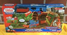"""THOMAS AND FRIENDS """"TRACKMASTER TALKING THOMAS BUST THROUGH MINE TUNNEL"""""""