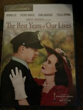 Rare Oop Myrna Loy Fredric March The Best Years Of Our Lives Movie Dvd 1946