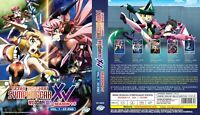 Senki Zesshou Symphogear (Season 1 2 3 4 5) ~ 5-DVD SET ~ English Subtitle ~