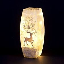 Glass Christmas Decorative Vases