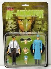 Monstarz Re-Animator Dr. Herbert West and Dr. Carl Hill action figure two pack
