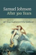 Samuel Johnson after 300 Years (2009, Hardcover)