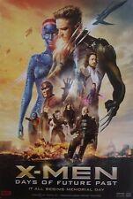 X-MEN DAYS OF FUTURE PAST 13.5x20 PROMO MOVIE POSTER - ORIGINAL