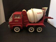 Vintage Tonka  Cement Mixer Truck Concrete Construction #2620
