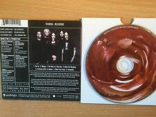 """TO-MERA """"Delusions"""" - Rare Promo Only CD 2008- Prog Metal - CANDLE213C- NEW"""