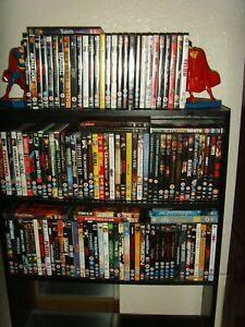 DVD Lot Action, Thriller 120+ Bourne 1-3, Matrix 1-3, Carlito's Way & more
