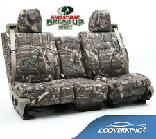 NEW Full Printed Mossy Oak Break-Up Infinity Camouflage Seat Covers / 5102025-16