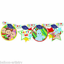 Adorable In The Night Garden Children's Party Cutout Banner Decoration