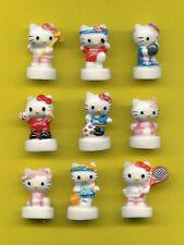 Figuren Hello Kitty Tatsache, dass die Sport Serie Komplett ref.B83