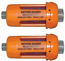 Compressed Air Filter In Line Spray Paint Gun Mini Desiccant Dryer Filter 2 pack