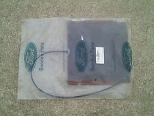 92 Ford Aerostar NOS One Seat Back Center Bolster Pad FOR VAN WITH CAPTAIN CHAIR