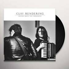 "CLAY RENDERING Waters Above The Firmament 12"" *SEALED* prurient vatican shadow"