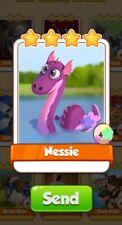 Coin Master Rare Card - Nessie