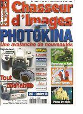CHASSEUR D'IMAGES N°207 LECON DE PHOTO : REPORTAGE EN FORET / PHOTO BY NIGHT