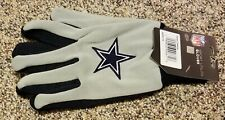 Dallas Cowboys adult stitched NFL Sport Utility Gloves! New!