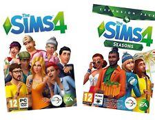 The Sims 4 Base Game + Seasons Bundle Origin Key