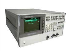Agilent Keysight Hewlett Packard Hp 3577B Network Analyzer 5Hz - 200Mhz+Opt 001