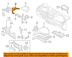 847202W000VFG Hyundai Panelcrash pad driver sidelh 847202W000VFG, New Genuine OE