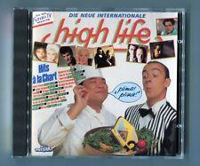 highlife CD-Sampler  816610-2 WEST GERMANY  SECRET SERVICE / LOS LOBOS / NIELSEN