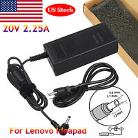 AC Adapter Charger for Lenovo IdeaPad 100S-14IBR Model 80R9 Power Supply Cord