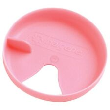 Nalgene Easy Sipper Water Bottle Splash Guard Pink