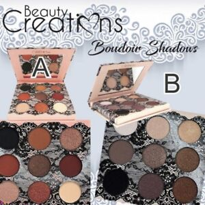 Beauty Creations Eyeshadow, Highlighter Palette - B2G1F