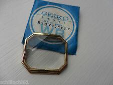 """Seiko """"King Vanac"""" 5246-5020, Crystal Faceted, Genuine Seiko Nos"""